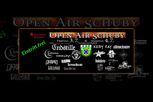 Open Air Schuby 2015